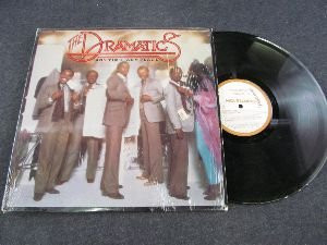Dramatics - Anytime Anyplace