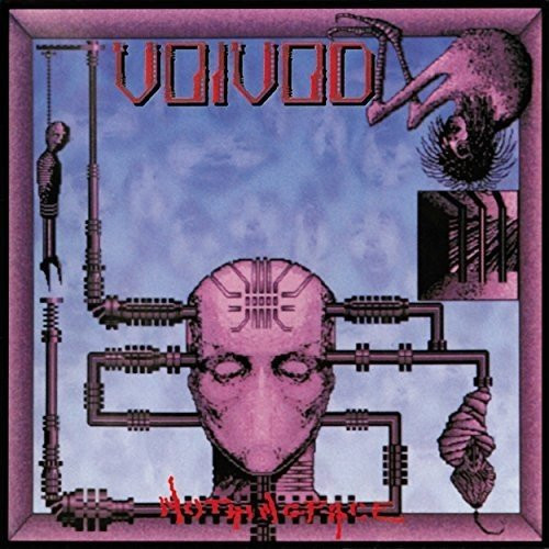 Voïvod - Nothingface