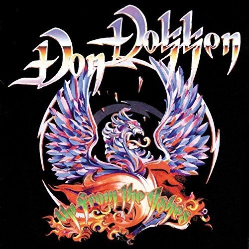 Don Dokken - Up From The Ashes = アップ・フロム・ジ・アッシェズ