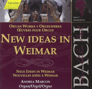 J.S. Bach - New Ideas In Weimar