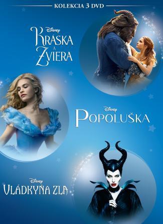 Zloba – Královna černé magie BD