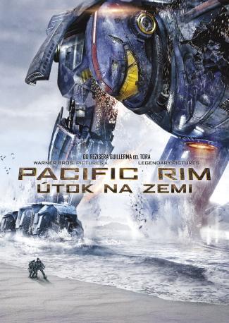 Pacific Rim - Útok na Zemi 3BD (3D+2D)