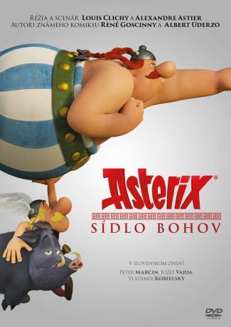 Asterix: Sídlo bohov (SK)
