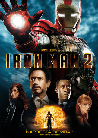 Iron Man 2. BD