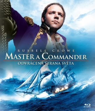 Master and Commander: Odvrácená strana světa BD
