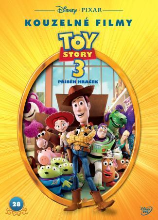Toy Story 3: Príbeh Hracek Dvd