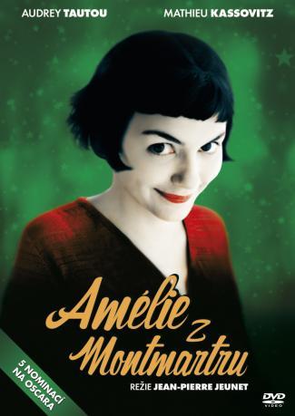 Amélie Z Montmartru Bd