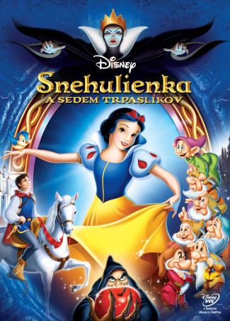 Snehulienka a sedem trpaslíkov DVD (SK)