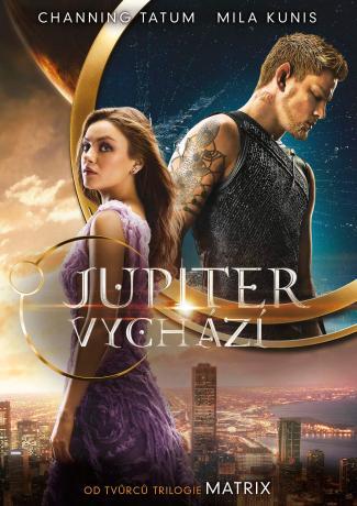 Jupiter vychází 2BD (3D+2D)