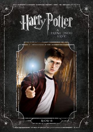 Harry Potter a Polovičný princ  DVD (SK)
