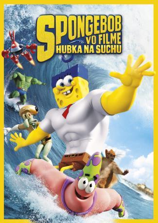 Spongebob Vo Filme: Hubka Na Suchu Bd (Sk)