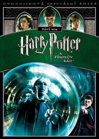 Harry potter a fénixov rád  sk  (Harry Potter and the Order of the Phoenix)