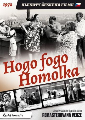 Hogo fogo Homolka (remasterovaná verze)