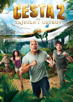 Cesta na tajomný ostrov 2