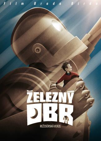Železný obr: Režisérská verze BD