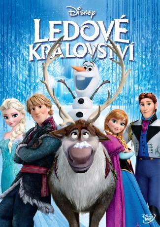 Ľadové kráľovstvo: Vianoce s Olafom (SK) DVD