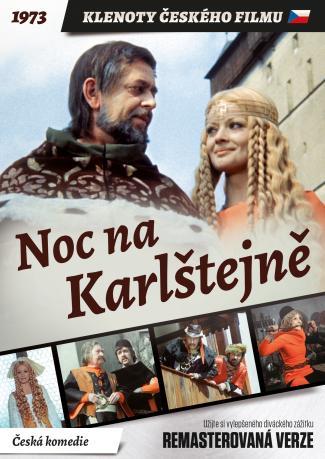 Noc na Karlštejně DVD (remasterovaná verze)