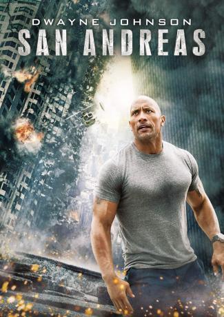 San Andreas 2BD (3D+2D)