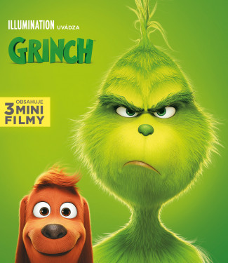 Grinch 2BD (3D+2D)