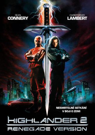 Highlander 2 - Renegade Version BD