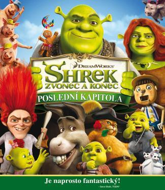 Shrek: Zvonec a konec BD