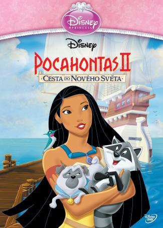Pocahontas 2.: Cesta do nového světa - Edice princezen