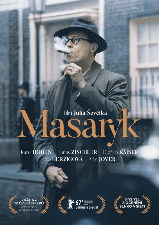 Masaryk Dvd (R)