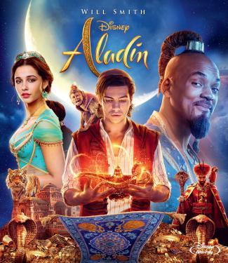 Aladin DVD (2019) (SK)