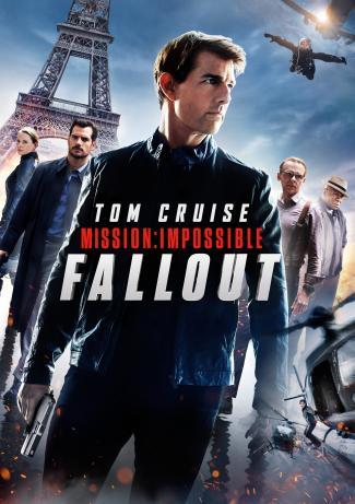 Mission: Impossible - Fallout 2Bd (Bd+Bonus Disk)