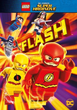 Lego Dc Super Hrdinové: Flash