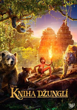 Kniha džungle DVD (SK)