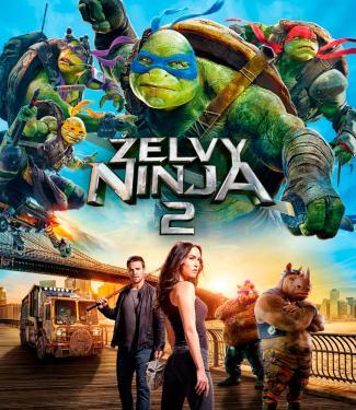 Želvy Ninja 2. BD