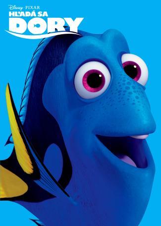 Hľadá Sa Dory (Sk)- Disney Pixar Edícia