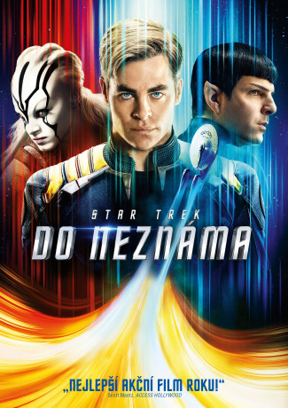 Star Trek: Do neznáma BD (3D)
