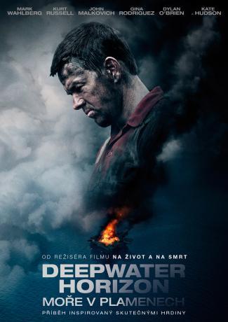 Deepwater Horizon: Moře v plamenech BD