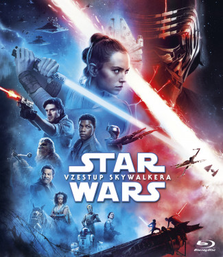Star Wars: Vzostup Skywalkera (SK) DVD