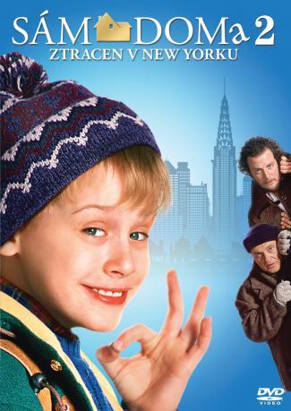 Sám doma 2: Ztracen v New Yorku BD