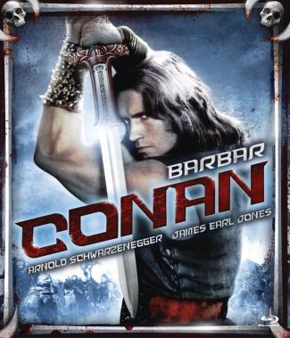 Barbar Conan BD