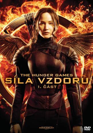 Hunger Games: Síla vzdoru 1. část - Knižní edice