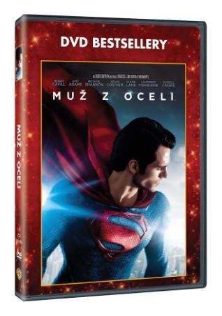 Muž z oceli - Edice DVD bestsellery (DVD)