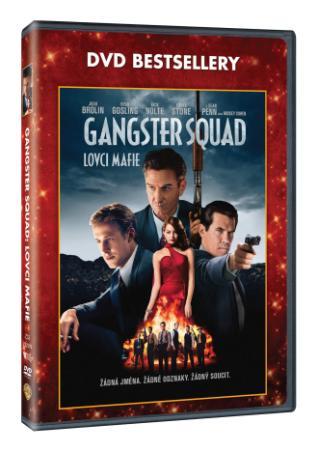 Gangster Squad - Lovci mafie - Edice DVD bestsellery (DVD)