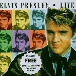 Elvis Presley - Live