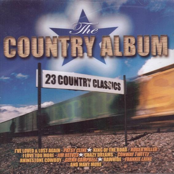 V.a.      - The Country Album