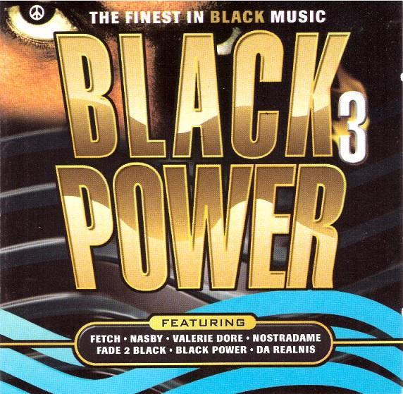 V.a.      - Black Power  Vol.3