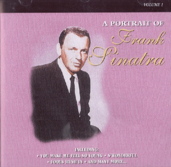 Sinatra Frank - A Portrait of Frank Sinatra        Vol.1