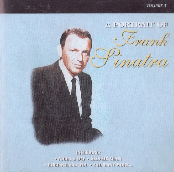 Sinatra Frank - A Portrait of Frank Sinatra        Vol.3