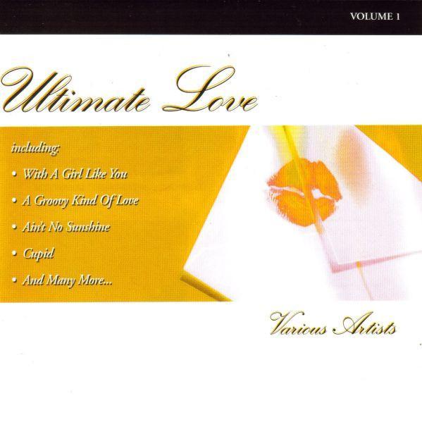 V.a.      - Ultimate Love  Vol.1