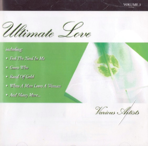 V.a.      - Ultimate Love  Vol.3