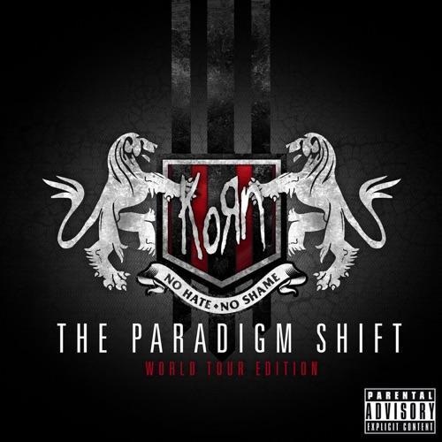 KORN - THE PARADIGM SHIFT - Tour edition