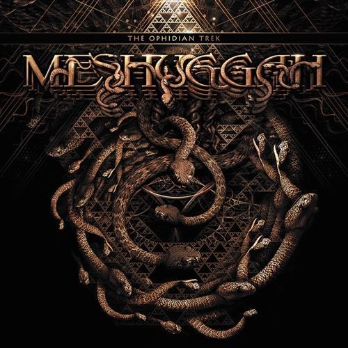 MESHUGGAH - THE OPHIDIAN TREK + BLU-RAY